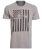 Speedo Men's Pool Flag Tee Shirt
