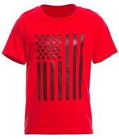 Speedo Youth Unisex Pool Flag Tee Shirt
