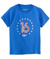 Speedo Unisex Toddler 16 Tee Shirt