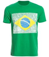 Speedo Men's Rio Flag Tee Shirt