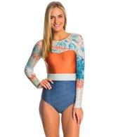 Seea Verano Hermosa L/S One Piece Swimsuit