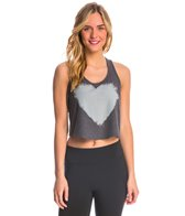 Free People Jones Crop Yoga Tank Top