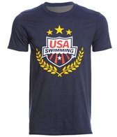 USA Swimming Men's All-Star Crew Neck