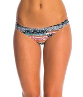 Volcom Swimwear Free Current Full Bikini Bottom