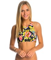 Volcom Swimwear Wild Buds Crop Bikini Top