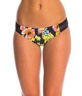 Volcom Swimwear Wild Buds Cheeky Bikini Bottom