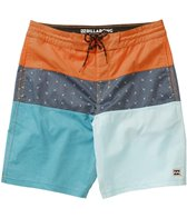 Billabong Men's Tribong Bungalow Lo Tides Boardshort