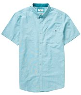 Billabong Men's All Day Chambray Short Sleeve Shirt