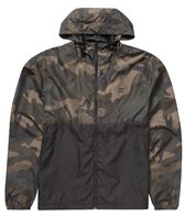 Billabong Men's Transport Hooded Camo Jacket