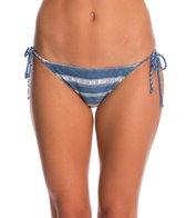 Billabong Swimwear Beach Pride Tropic Tie Side Bikini Bottom