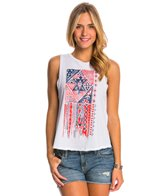 Billabong Tribal Flag Tank