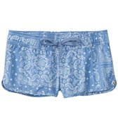 Billabong Girls' Bandana Rama Volley Boardshort (5-14)