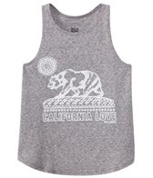 Billabong Girls' Cali Love Bear Tank Top (7-14)