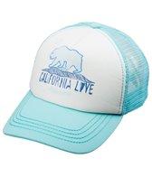 Billabong Girls' West Coast Dream Trucker Hat