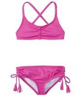 Billabong Girls' Sol Searcher Tali Bikini Set (4-14)