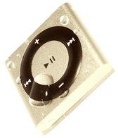 MUSA Waterproof iPod Shuffle with Short Cord Earphones and Case