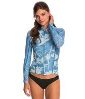 Billabong Women's 1mm Peeky Front Zip Wetsuit Jacket