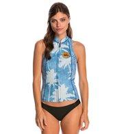 Billabong Women's 1mm Salty Dayz Front Zip Wetsuit Vest