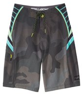 Billabong Boys' Fluid X Boardshort (8-20)