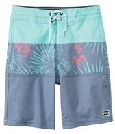 Billabong Boys' Tribong Bungalow Lo Tides Boardshort (8-20)