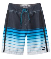 Billabong Boys' All Day Faded Boardshort (8-20)