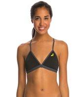 Arena Women's Solid Tie Back Bikini Top