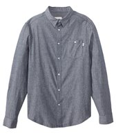 Rhythm Men's Collins Long Sleeve Shirt