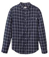 Rhythm Men's Flinders Long Sleeve Shirt