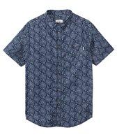 Rhythm Men's Banksia Short Sleeve Shirt