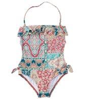 O'Neill Girls' Parker One Piece Swimsuit (4-14)