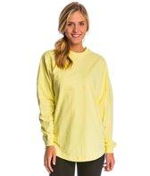 AMBRO Manufacturing Women's Swim Swag Long Sleeve Tee Shirt