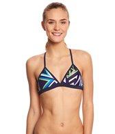 Arena Women's Tulum Tie Back Bikini Swimsuit Top