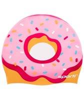 Sporti Donut Silicone Swim Cap
