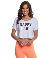 Alo Yoga Beam 2 Crop Tee