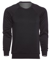 Alo Yoga Men's Yama Qilted Sweatshirt
