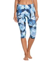Balance Collection Printed Yoga Capris