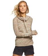 Prana Cedar Long Sleeve Pullover Yoga Sweater