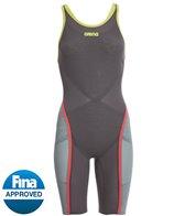 Arena Women's Powerskin Carbon Ultra Open Back Tech Suit Swimsuit