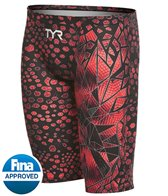 TYR Men's Avictor Venom Jammer Tech Suit Swimsuit