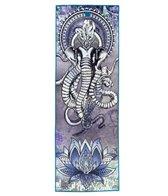 YogiToes Enlightened rSkidless Yoga Mat Towel