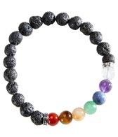 SoulMakes Chakra Lava Yoga Jewelry- Bracelet