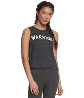 Spiritual Gangster Warrior Yoga Crop Tank Top
