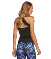 Hard Tail Open Back Support Tank Top