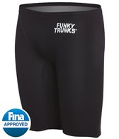 Funky Trunks Men's Apex Performance Solid Jammer Tech Suit Swimsuit