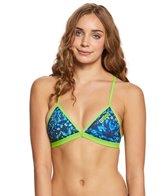 Arena Women's Tie Dye MaxLife Adjustable Tie Back Bikini Top