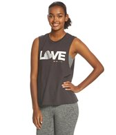 Spiritual Gangster Love Rocker Tank