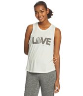Spiritual Gangster Love Muscle Tee