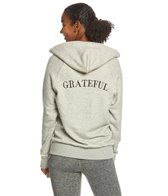 Spiritual Gangster Grateful Gym Hoodie