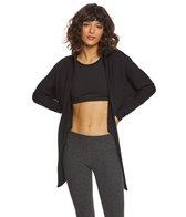 Beyond Yoga Love And Fleece Hooded Cardigan