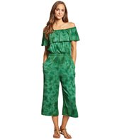 Green Dragon Crystal Forest Mira Jumpsuit